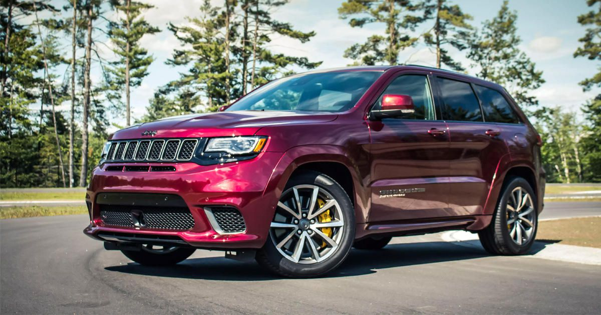 Jeep running pilot programs for car sharing, subscriptions – Roadshow
