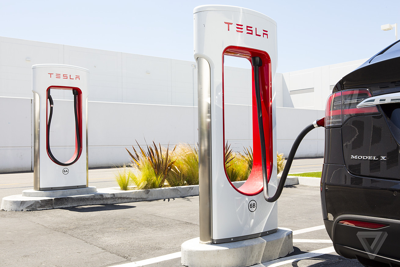 Tesla raised prices at its Supercharger stations