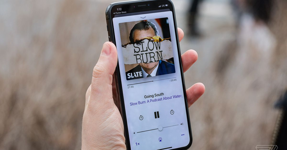 Epix is turning Slate's Slow Burn podcast into a documentary series