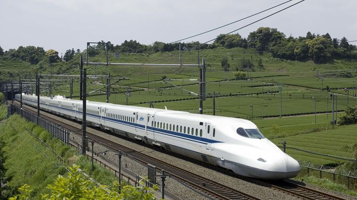 High-speed trains in the US – CNET