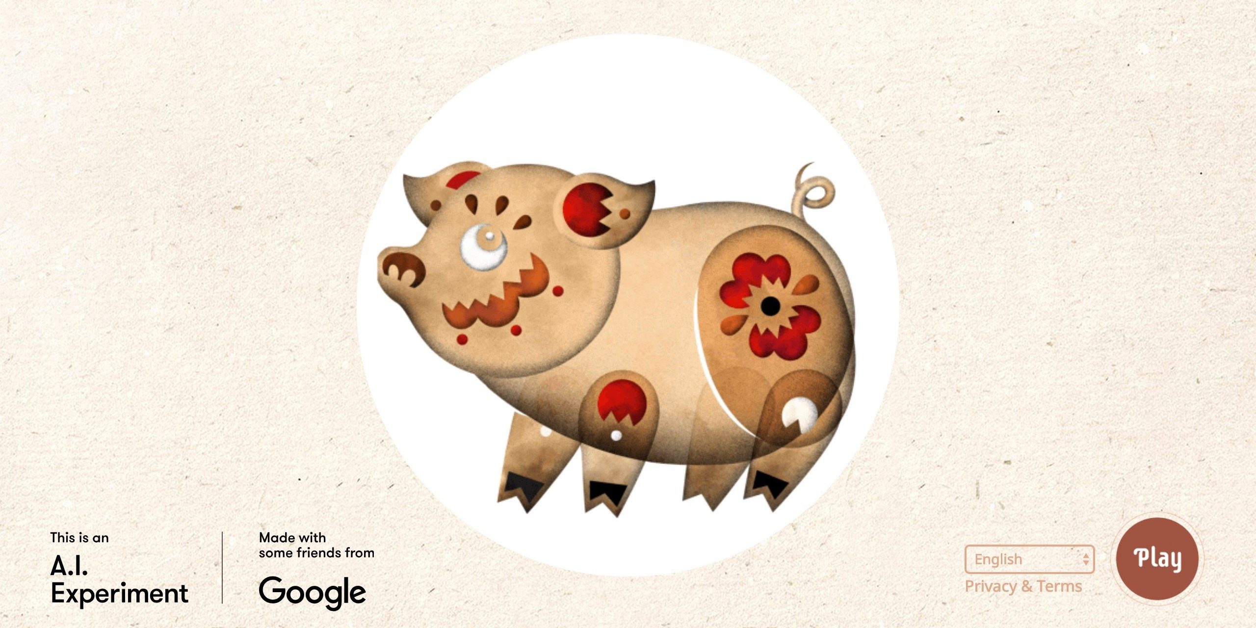 Lunar New Year Google Doodle uses AI, front-facing camera to teach shadow puppetry