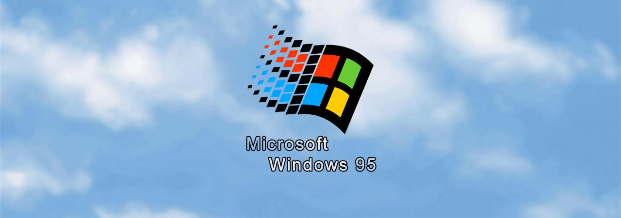 Windows 95 Header